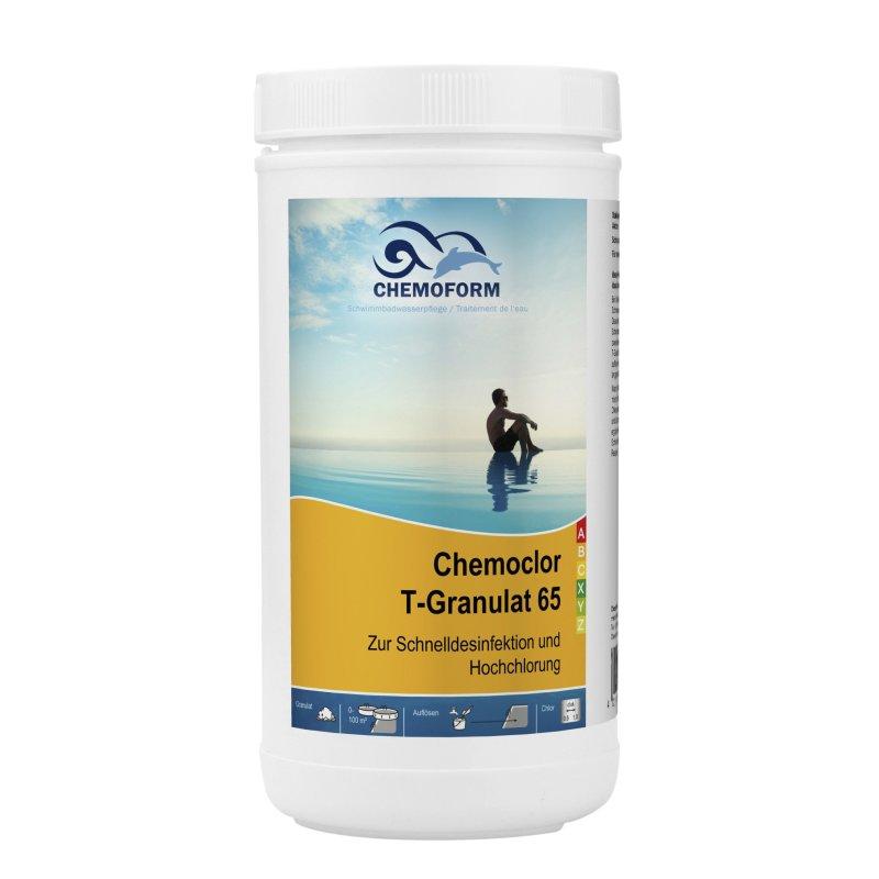 Chemochlor T Granulat 65 Chlor 65 889